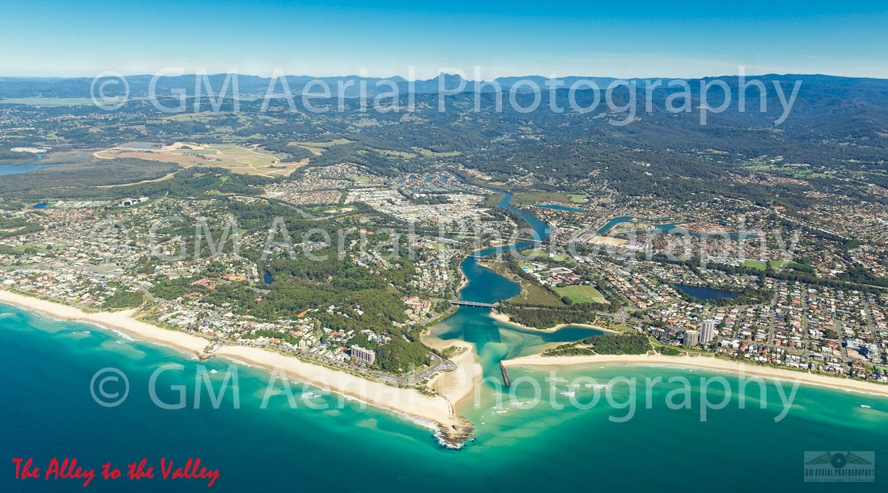 Aerial Photography Tweed Heads Photos