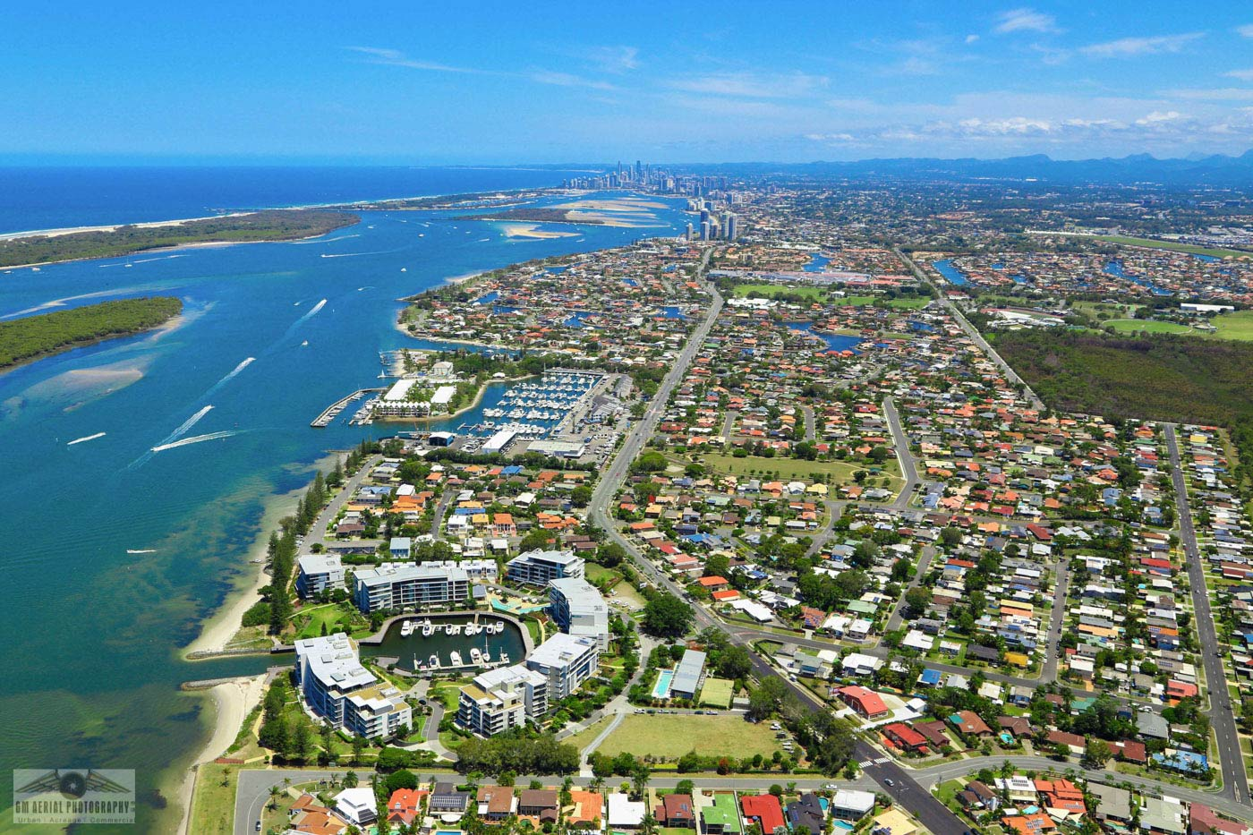 Gm Aerial Photography Aerial Photography Tweed Heads